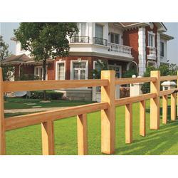 咸阳仿木护栏-供应各种规格仿木栏杆图片