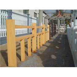 商洛仿木栏杆-陕西毅力景观材料出售划算的仿木栏杆价格