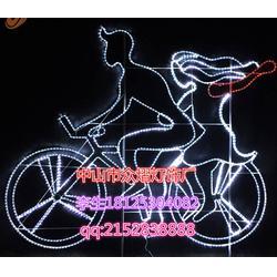 新款LED中国梦造型灯特别推荐众熠公园led动物造型灯 景区灯光节-免费策划图片