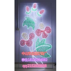 梦幻灯光节造形图案装饰户外亮化厂家直销五角星图片