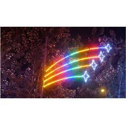 led路灯杆装饰灯 led造型灯路灯杆 路灯图片
