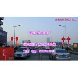 春节用品-led大红灯笼节日圣诞灯带尾插庭院舞台装饰春节用品婚庆图片