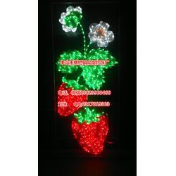 新款草莓造型灯图片