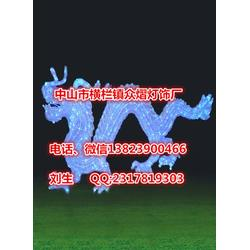 十二生肖动物造型灯立体滴胶猪造型灯节日装饰灯图片