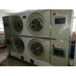 二手石油干洗机 豪华四缸隔离式干洗设备转让图片
