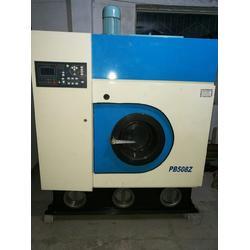 全封闭干洗机水洗机烘干机熨烫台包装机输送线出售图片