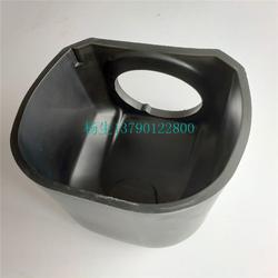 PU模内发泡盒子 聚氨酯模塑成型 PU自结皮厂家图片