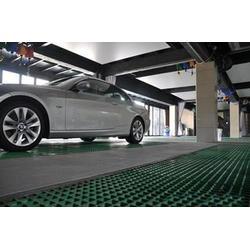 江西洗车位玻璃钢格栅-质量好的洗车位玻璃钢格栅火热供应中图片