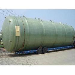 广东玻璃钢卧式储罐供应商-质量可靠的玻璃钢卧式储罐推荐图片