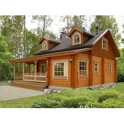 轻型木屋生产厂家-买合理的轻型木屋,就来屋美木屋图片