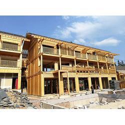 浙江轻型木屋生产厂家-实惠的轻型木屋尽在屋美木屋图片