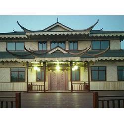 浙江竹屋-为您推荐屋美木屋有品质的竹屋图片