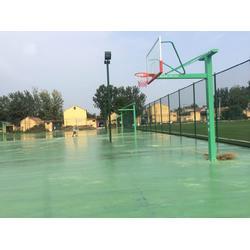 泗水平箱仿液壓籃球架廠家,泗水凹箱仿液壓籃球架尺寸,愛誰拆裝式籃球架,奧星體育圖片