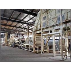 黑龙江密度板生产线厂家-供应山东口碑好的中密度板生产线图片