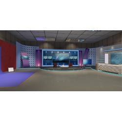 虚拟演播室校园电视台系统建设图片