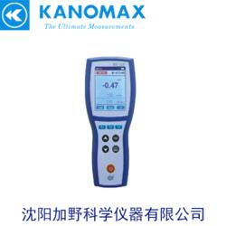 KANOMAX手持式微压差计GTI 115,洁净室微压差计图片