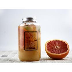甘肃奶茶原料-选择可靠的奶茶店加盟,就来咪哚初茶图片