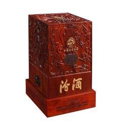 木制酒包装盒加工厂,木制酒包装盒-东尚木业图片
