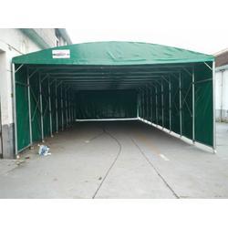 长沙推拉棚-造型柔美的推拉棚图片