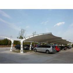 七字型停車棚優惠-溫州智創專業提供七字型停車棚制造圖片