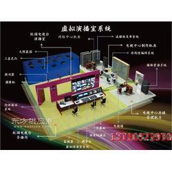虚拟演播室,虚拟录播室图片