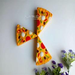 仿真pu慢回彈披薩圖片