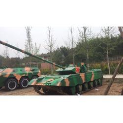 动态大型军事模型出租出售能开的坦克模型出租租赁图片
