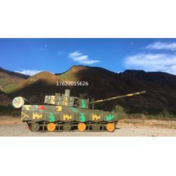 厂家直销开动版坦克模型 仿真一比一军模定制图片