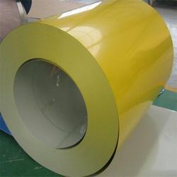 宝钢彩钢卷交通黄专业快速图片