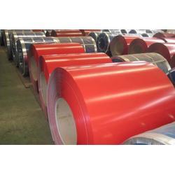 冠州寶鋼彩涂卷紅色物美價廉圖片