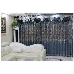 南平麻窗簾廠家-益霖窗飾-名聲好的布藝窗簾商圖片