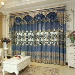 福州涤纶窗帘生产-厦门哪里有供应优惠的布艺窗帘图片