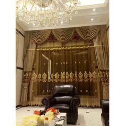 龙岩真丝窗帘生产-厦门高质量的布艺窗帘图片