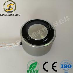 吸盘式电磁铁应用于机械手、电子锁、储物柜、等自动控制图片