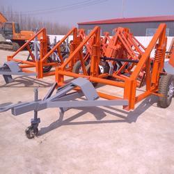 邦泽DP1011-5大型液压电缆拖车生产厂家直销图片