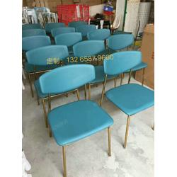 家具厂家供应西餐厅卡位梳化配套创意型餐椅图片