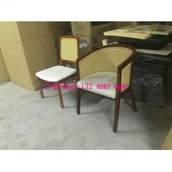 中西餐厅实木椅子款式样品,实木扶手椅,实木靠背餐椅图片