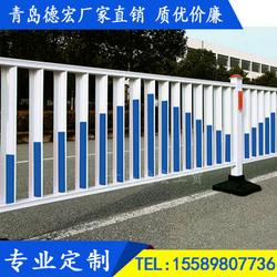 道路护栏 锌钢道路护栏 道路护栏的用途图片