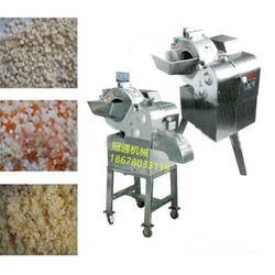 厂家直销600型切菜机土豆马铃薯红薯切丁切块切丝机图片