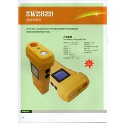 SW2820测温手电筒外壳全密封防水设计价格