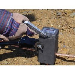 西藏放热焊剂-宏丰电力为您供应实惠的放热熔焊接钢材图片