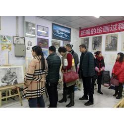 成人美术哪家好-郑州口碑好的成人美术培训机构是哪家图片