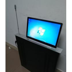美格液晶话筒一步双升降器可单独升降话筒和显示屏