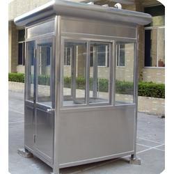 武威不锈钢岗亭-质量好的兰州岗亭推荐图片