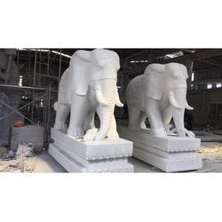 辽宁动物雕刻-买动物雕刻就到荣腾石业图片