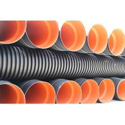 蘭州PE雙壁波紋管-蘭州雙壁波紋管廠家直銷價格