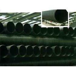 甘肃螺旋波纹管-钢带波纹管优选甘肃海森塑胶图片