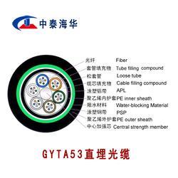 地埋通信用光缆 使用型号GYTA/S53-8芯12芯24芯48芯图片