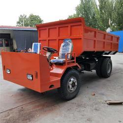 应生产厂家直销四不像渣土车 自卸车四驱农用车 可定做长度图片