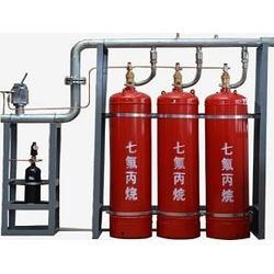 多管网式七氟丙烷灭火装置图片